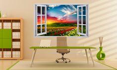 MAGIC WINDOWS 3D - VINILOS CON ARTE