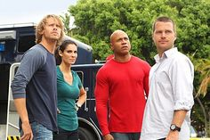 I rarely get even a little excited about a sequel. To anything. But NCIS: LA turned out to be fun!