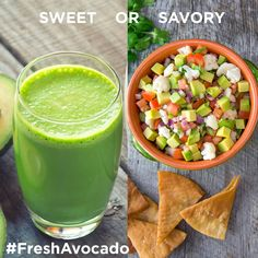 Avocados are a berry. No really, they are. Some countries treat them as such in sweet drinks, others use them more like a vegetable in savory dishes like guacamole.   How do you use them? Sweet or Savory?