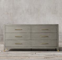Graydon Shagreen Bedroom Collection - Grey and Brass Furniture Vanity, New Furniture, Rustic Furniture, Bedroom Furniture, Kitchen Furniture, Furniture Ideas, Furniture Stores, Furniture Cleaning, Furniture Removal