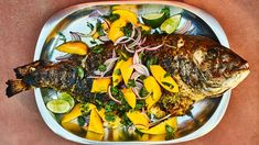 Grilling a whole fish doesn't have to be daunting, especially if you use this turning method to minimize the risk of tearing the skin. We're here to show you how it's done.