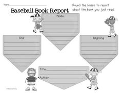 Do book report 1st grade