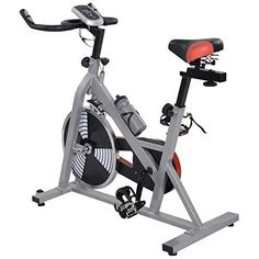 ComfyZone Exercise Bike Cycling Indoor Stationary Exercising Health Fitness