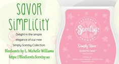 Want to buy Scentsy? Look no further! My name is L. Michelle Williams and I am a 34 year old wife and mom with 3 beautiful daughters and a Certified Scentsy Family Consultant. https://BlesScents.Scentsy.us/