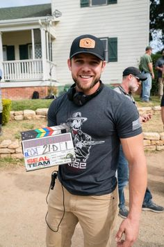 Max Thieriot, Seal Team 6, Movie Tv, Tv Shows, Celebs, Actors, My Style, Legends, Mens Tops
