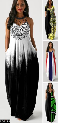 Classy Outfits, Pretty Outfits, Pretty Dresses, Beautiful Dresses, Women's Fashion Dresses, Casual Dresses, Summer Dresses, Summer Outfits, African Print Dress Prom