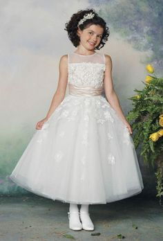 Joan Calabrese 112312 Communion Dresses