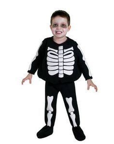 209029e2385b Skeleton Baby Costume Baby Skeleton Costume
