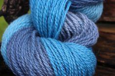 A Lambs wool blend of Border Leister/ by FibahForEwe on Etsy, $12.00