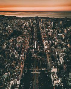 City Photo, Buenos Aires, Cities, Scenery, Fotografia
