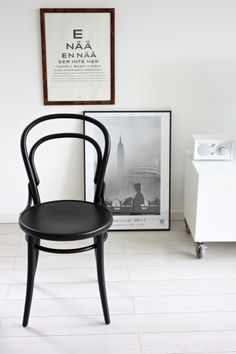 homevialaura | TON Chair 14 | black vienna chair