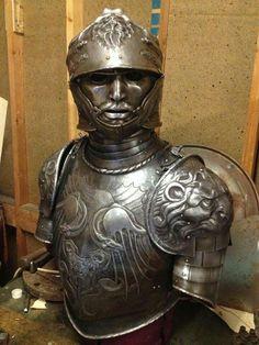 Really nice Mask and Body Armor combo