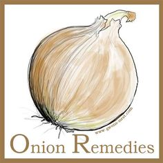 Onion Remedies, If you have an earache, put a raw piece of onion in your ear to draw out the infection. I noticed heat is being released from the ear while the onion is in place. Very effective works almost immediately!