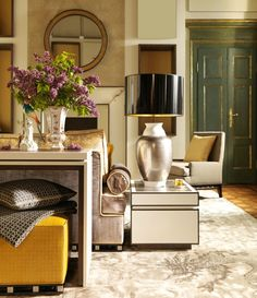 Decorating With Modern Masterpieces: The Kiss by Klimt - Sofa Workshop