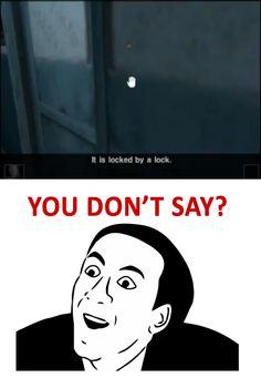 No way!?