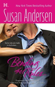 "Matt Aymar on the cover of Susan Andersen's ""Bending the Rules"" (2009)"
