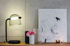 Brokis Mona Lyngby vase Donum showroom Antwerpen