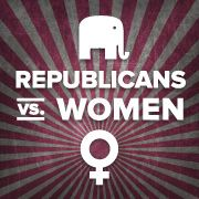 Republicans attacking women's health care coverage --- Take Action and sign CREDO'S petition! March 2015