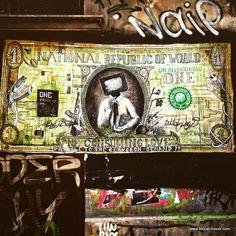street art in exarchia athens Street Art Graffiti, Illustrations And Posters, Greece Travel, Athens, Istanbul, Wall Art, World, Artist, Street Graffiti