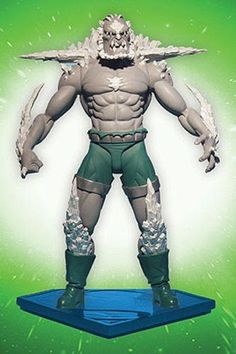 Superman Fully Poseable Action Figure - Doomsday.