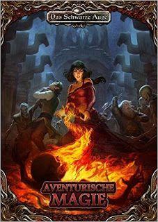 Eine Bücherwelt: Das schwarze Auge 5. Edition - Aventurische Magie