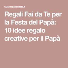 Regali Di Natale Per I Genitori Fai Da Te.119 Fantastiche Immagini Su Regaliperfetti It Idee Regalo Nel 2018