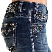 Rock and Roll Cowgirl- My new favorite jeans!