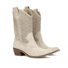 Sole Society Shoes - Western boots - Brynn