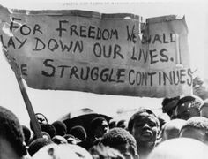 Nelson Mandela, whose activism made him a central figure in ending apartheid in South Africa, went from a prisoner to president in his lifetime. The Shah Of Iran, Youth Day, Protest Signs, Apartheid, School Shootings, Power To The People, Lest We Forget, Nelson Mandela, Africa