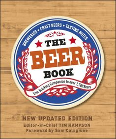 The Beer Book $25