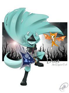 Dust:an Elysian Tail