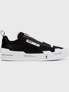 6cd6bfc7b32 Men s black sneakers. Sneakers have already been a part of the world of  fashion for