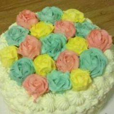Wonderful Whipped Cream Frosting (With Flavor Options)