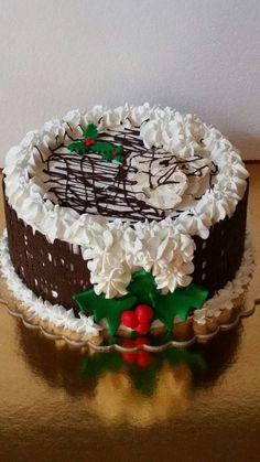 Cioccolato e torroncino cake