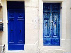 Beautiful colors in Valletta , Malta