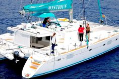 Mystique, a Lagoon 500 for crewed charters in Greek islands, by Istion Yachting. For more information, please click the link below: http://www.istion.com/catamarans/mystique