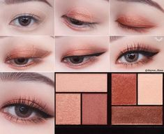 makeup ideas, Pimples can sometimes appear from nowhere from time to time. - Makeup -Korean makeup ideas, Pimples can sometimes appear from nowhere from time to time. Makeup Korean Style, Korean Makeup Tips, Korean Makeup Tutorials, Asian Eye Makeup, Eye Makeup Steps, Smokey Eye Makeup, Eyeshadow Tutorials, Eyeliner Tutorial, Cute Makeup