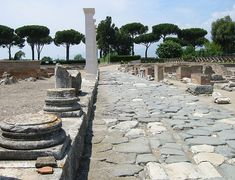 Appian Way Italy Map, Italy Travel, Ancient Ruins, Ancient Rome, Appian Way, Roman Roads, Visit Italy, Roman Empire, Historical Sites