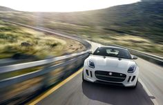 The Jaguar F-Type R Coupe, which is widely considered to be one of the best Jaguars of all times, has made a fascinating debut at the Raleigh Studios in Los Angeles. Jaguar F Type, Carros Jaguar, Performance Tyres, Collector Cars, Car Wallpapers, Porsche 911, Peugeot, Volkswagen, Automobile