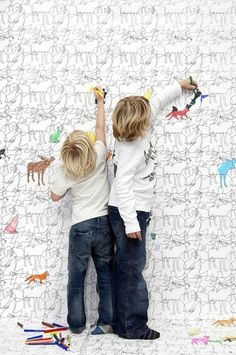 "Karin Luuk - wallpaper collection ""Mine metsa"""