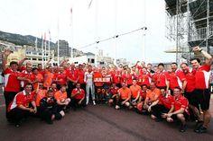 """Ex-equipe faz agradecimento a Jules: """"Foi uma honra tê-lo tido como piloto"""" #globoesporte"""