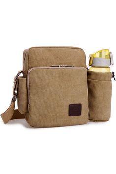 Utility Casual Canvas Man Bag