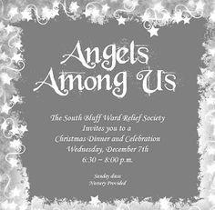 endless jubilee: Angels Among Us