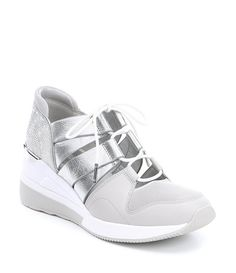 MICHAEL Michael Kors Beckett Trainer Sneakers #Dillards