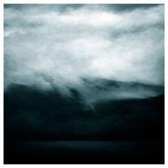 Mist. Atmospheric landscape paintings by Sharon Kingston.