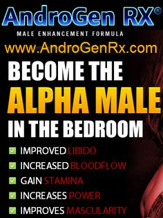 AndroGenRx Pharmaceutical Grade Testosterone Male Enhancement Pills | AndroGenRx® is the First Testosterone Booster / Male Enhancer Hybrid Compound Designed to Improve Sexual & Athletic Performance .