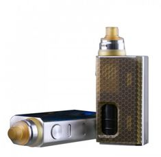 Squonk box Wismec Luxotic 100W : 30€ FDP Inclus