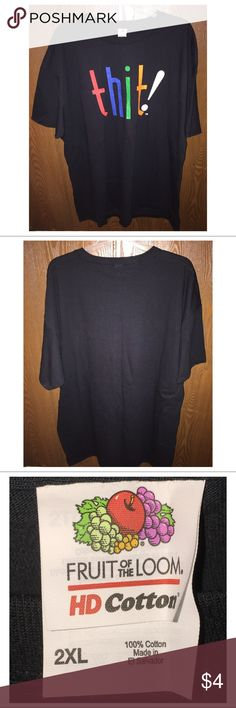 Women's Top Brand new without tags, never wore and does not have any flaws at all! Fruit of the Loom Tops Tees - Short Sleeve