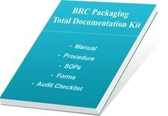 Global Certification Consultancy offers editable BRC packaging standard documents kit, which helps to supplying packaging to manufacturers and retailers as well as standard requirements of BRC packaging certification.