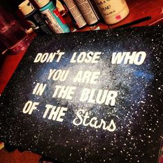 for my next canvas woot woot! Hand Painted Quotes on Canvas by PaintedInspiration on Etsy
